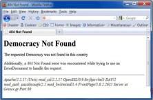 democracy-not-found